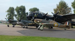Lincolnshire Lancaster Association Members Day